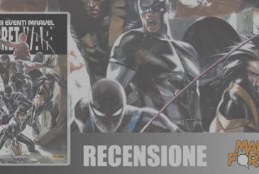 Secret War by Brian M. Bendis and Gabriele Dell'otto | Review