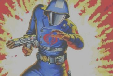 G. I. Joe: died, Hector Garrido, the designer of the artwork of the figures