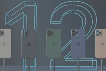 WSJ: the mass production of The iPhone 12 has been delayed a month