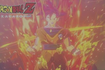 Dragon Ball Z Kakarot – A New Power Awakens: trailer launch of the 1st DLC