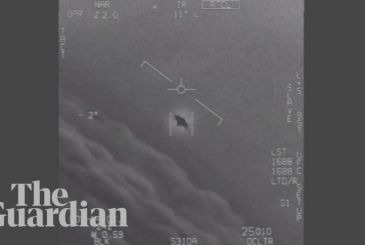 UFO: the Pentagon declassifica three videos with unidentified objects