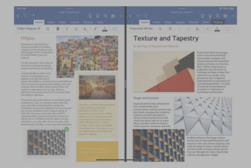 Microsoft head support multi-windows, Word, and PowerPoint on iPadOS