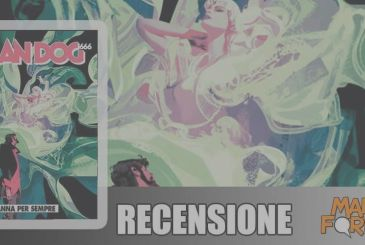 Dylan Dog 404 – Anna forever | Review