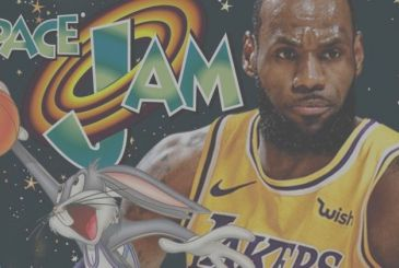 Space Jam 2: revealed the title and logo