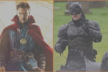 The Marvel movies and DC that we'll see until 2022