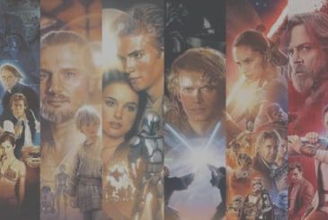 Star Wars: the timeline up-to-date saga