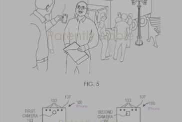 Apple patents an iPhone can perform recording, binaural