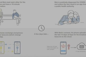 System of notification of exposure to Apple and Google: what you need to know