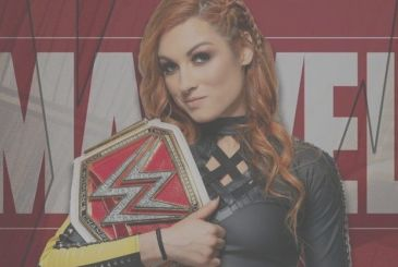 Marvel Studios: the wrestler Becky Lynch in an upcoming film?