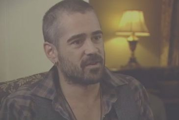 Colin Farrell: fisicata in quarantine, the lockdown will not fold to the actor