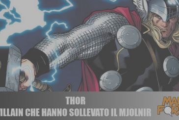 Thor – 5 villain who raised the Mjolnir
