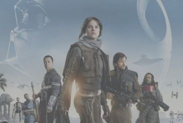 Star Wars – Rogue One on Italia 1