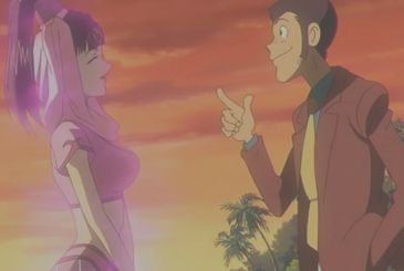Lupin III – The Lamp of Aladdin, on Italia 1