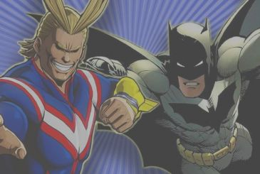 Batman vs the All Might: who would win? Answer Scott Snyder