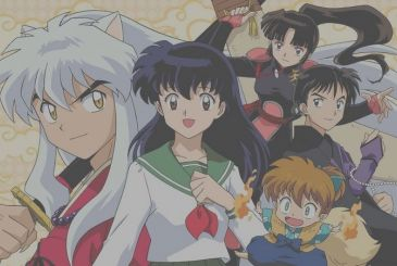 InuYasha, announced the new anime Hanyo no Yashahime