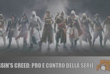 Assassin's Creed: pros and cons of the series