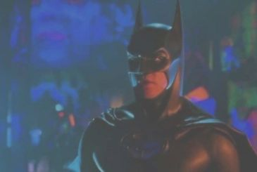 Batman: because Val Kilmer has left the role