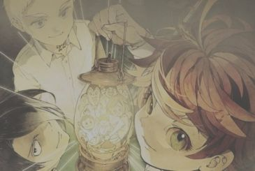The Promised Neverland: Shueisha advertises the end of the manga