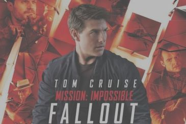 Mission: Impossible – Fallout, on Channel 5 in the First TV