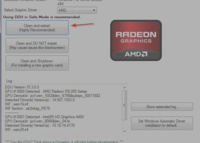 Resolve problems with video card AMD / ATI | BitFeed co