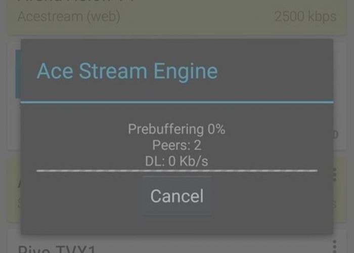 Ace Engine: a guide for Acestream for Android | BitFeed co