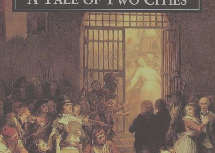 A comparison of the characters of charles and sydney from a tale of two cities by charles dickens