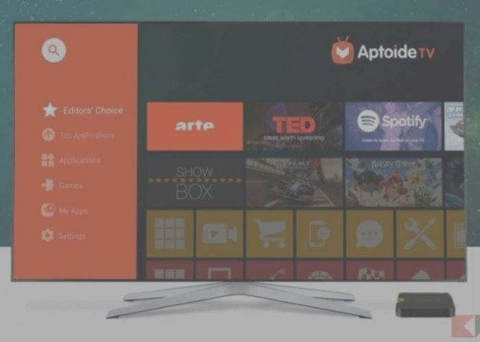 Aptoide TV a great store alternative for fire TV a