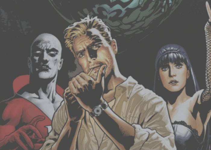 Justice League Dark The First Concept Art For The