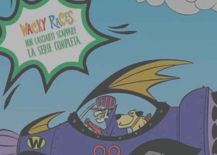 Wacky races u le corse pazze on newsstands with bitfeed